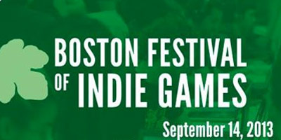 Boston Festival of Indie Games 2013