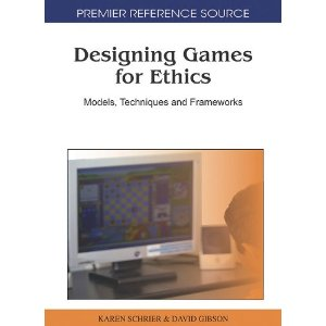 Design Games and Ethics