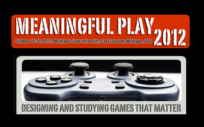 Meaningful Play @ Michigan State University